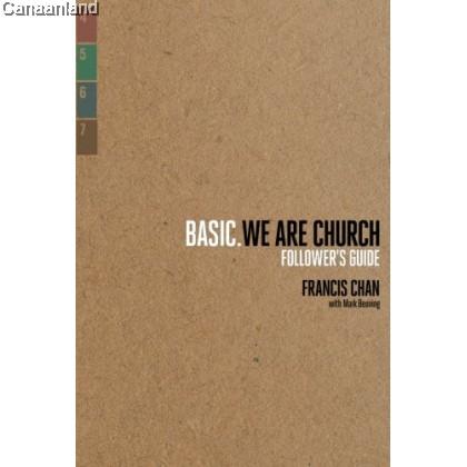 BASIC: We Are Church (bk)