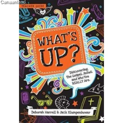 What's Up: Discovering the Gospel – Teacher's Guide