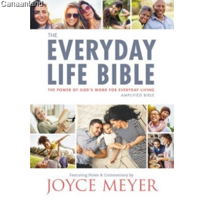 Amplified - The Everyday Life Bible, Softcover
