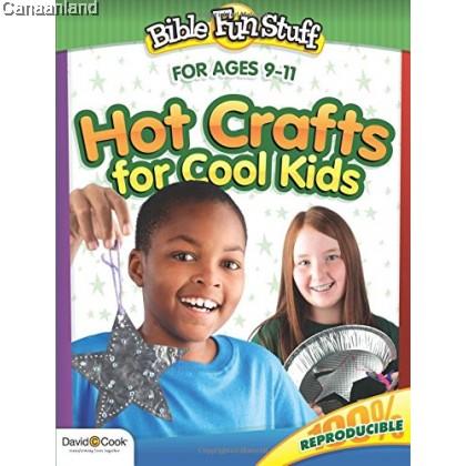 Bible Fun Stuff Hot Crafts for Cool (OP)