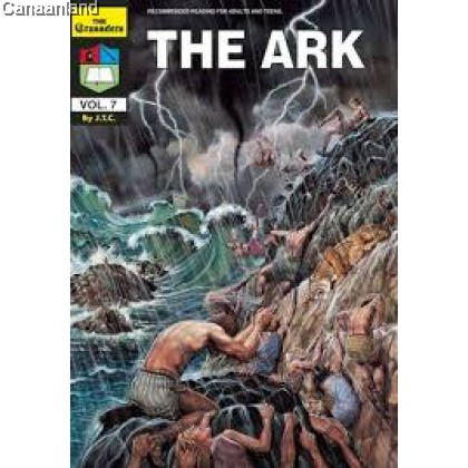 Crusaders - The Ark (bk)