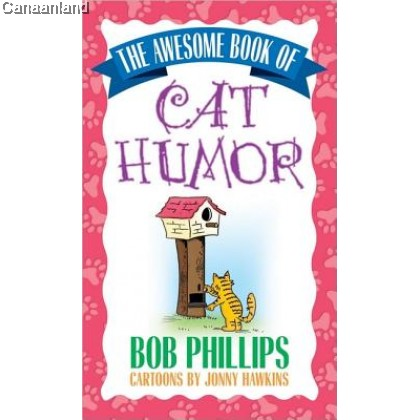 The Awesome Book of Cat Humor (bk)