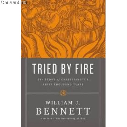 Tried By Fire, Hardcover
