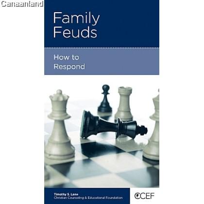 CCEF - Family Feuds (bk)
