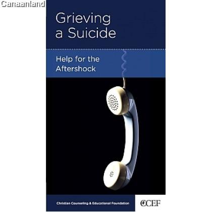 CCEF - Grieving a Suicide (bk)
