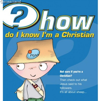 How Do I Know I'm a Christian, Pamphlet