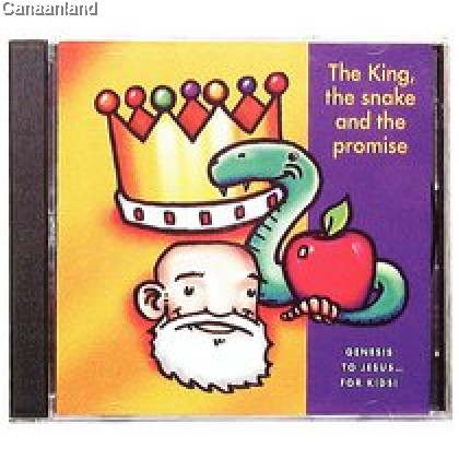 The King, The Snake & The Promise CD