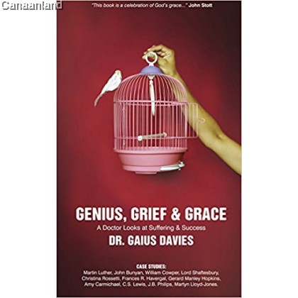 Genius, Grief and Grace, HC (bk)