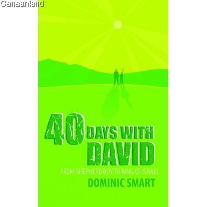 40 Days with David (bk)