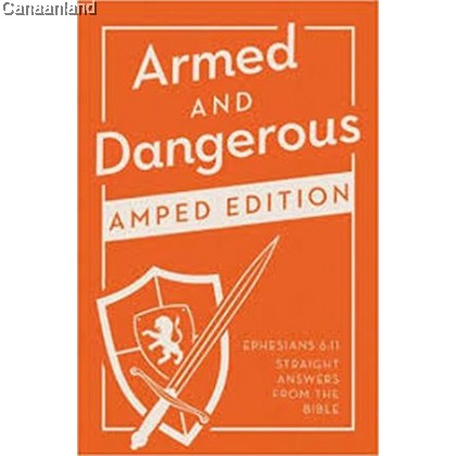 Armed And Dangerous - Amped Ed (bk)(OP)