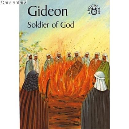 Gideon - Soldier of God (bk)