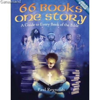 66 Books One Story (bk)