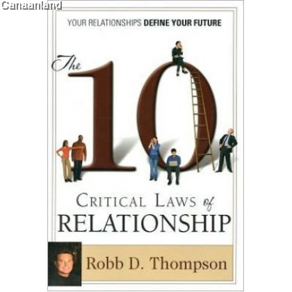 10 Critical Laws of Relationship (bk)