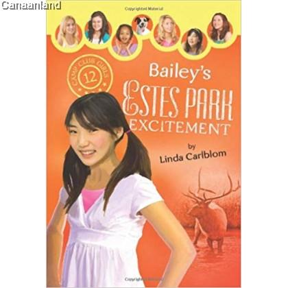Camp Club Girls 12 - Bailey's Estes Park
