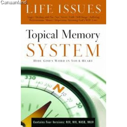 Topical Memory System: Life Issues