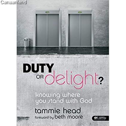 Duty or Delight? - Member Book (bk)