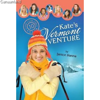 Camp Club Girls 10 - Kate's Vermont Vent