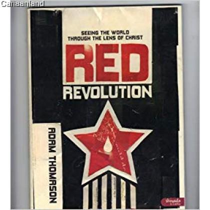 Red Revolution - Member Book