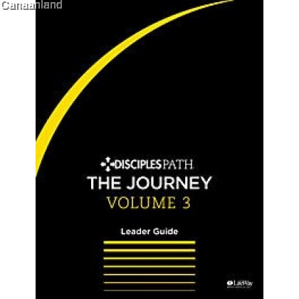 Disciples Path: The Journey L. Guide 3