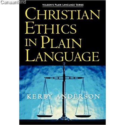 Christian Ethics in Plain Language (bk)