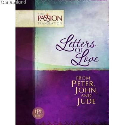 TPT Peter, John & Jude - Letters of Love