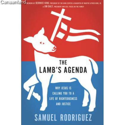 The Lamb's Agenda: Why Jesus Is Calling