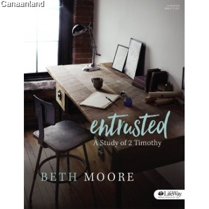 Entrusted - Bible Study Book