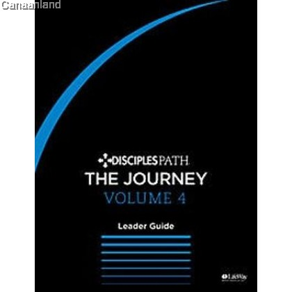 Disciples Path: The Journey L. Guide 4