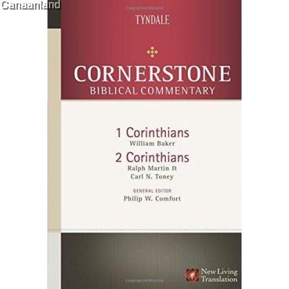 1 & 2 Corinthians (Cornerstone Biblical Commentary), Hardcover