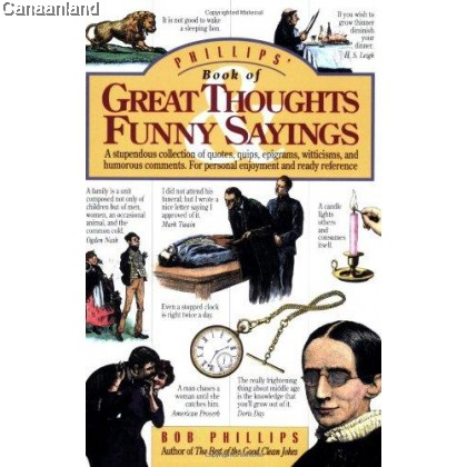 Phillips' Book of Great Thoughts and Fun