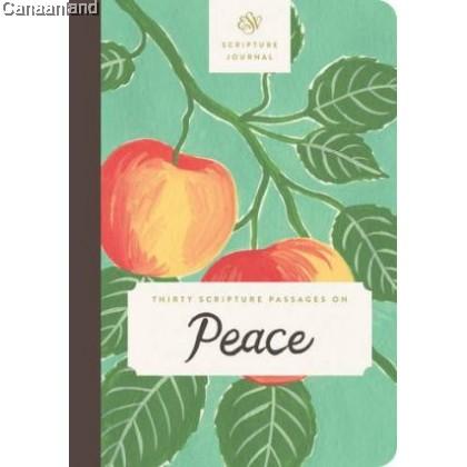 ESV Scripture Journal - Peace