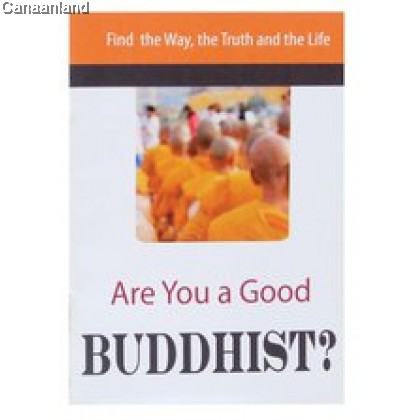 Are You a Good Buddhist, Booklet