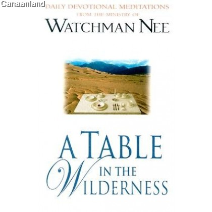 A Table in the Wilderness (bk)