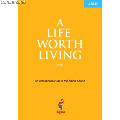 Alpha - A Life Worth Living, 3DVD set