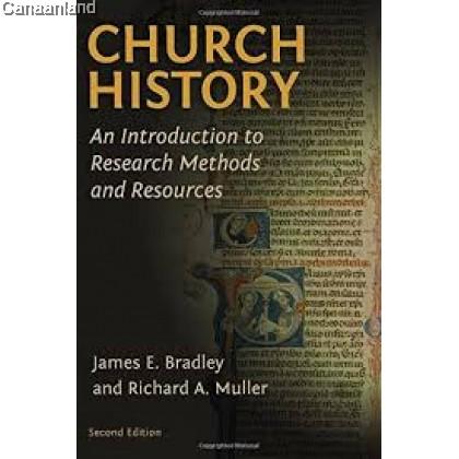 Church History, 2nd Edition (bk)