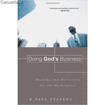Doing God's Business (bk)