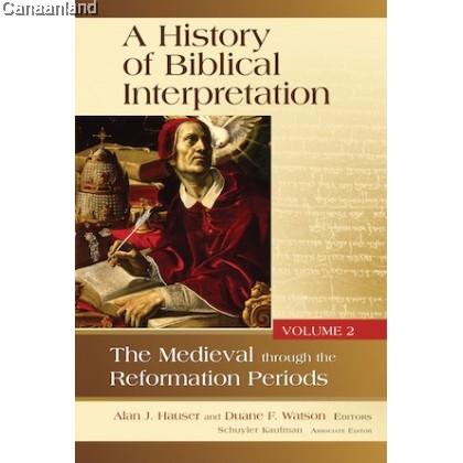 A History of Biblical Interpretation V.2