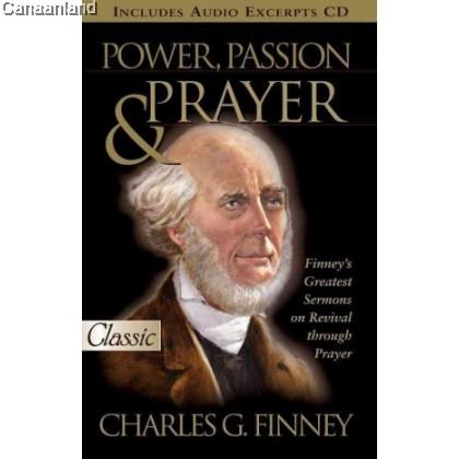 Classic - Power, Passion & Prayer (bk)
