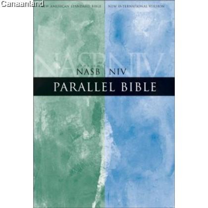Parallel Bible - NASB/NIV, HC