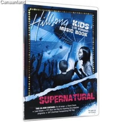Hillsong Kids - Supernatural (CD-ROM)