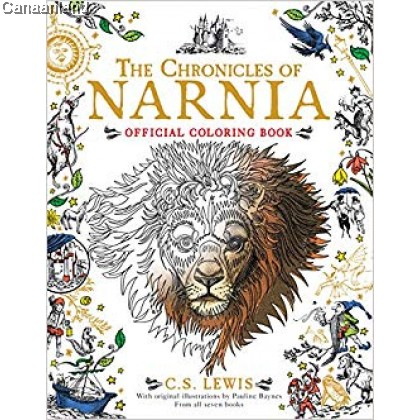 The Chronicles of Narnia - Adult Colorin