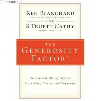 The Generosity Factor (bk)