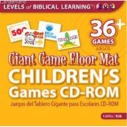 Giant Game Floor Mat Children's Games