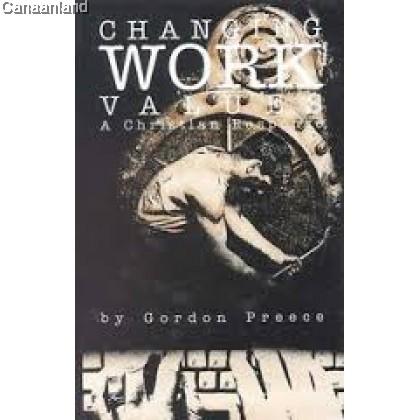 Changing Work Values (bk)