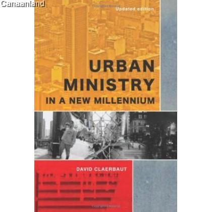 Urban Ministry in a New Millenium (bk)