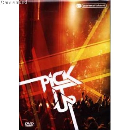 Planetshakers - Pick it Up, 2DVDs