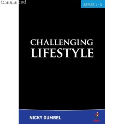 Alpha - Challenging Lifestyle, 3DVD set series 1-3