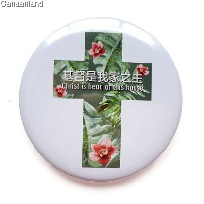 NS - 7.5cm Tinplate Badge  7.5厘米马口铁胸章徽章. 多款