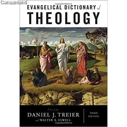 Evangelical Dictionary of Theology, 3rd Edition, Hardcover