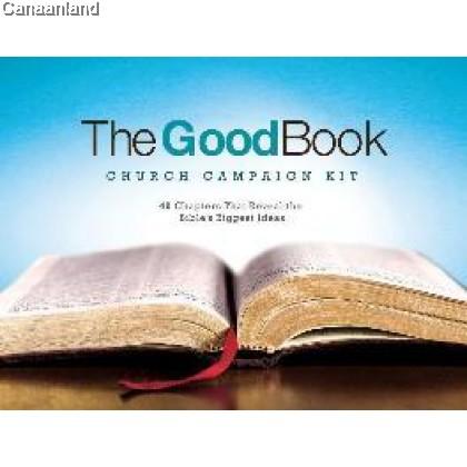 Good Book Church Campaign Kit